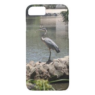 Great Blue Heron iPhone 7 Case