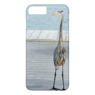 great blue heron iPhone 8 plus/7 plus case