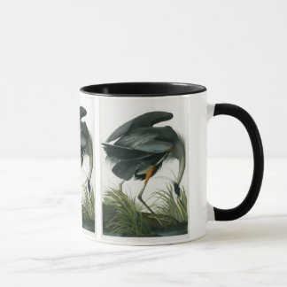 Great Blue Heron, John James Audubon Mug