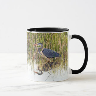 Great Blue Heron Mug