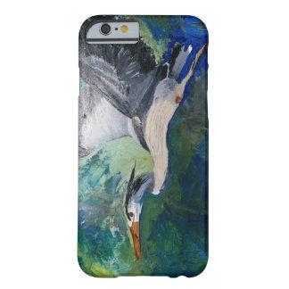 Great Blue Heron phone case