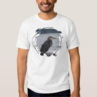 Great Blue Heron Shirt