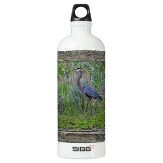 Great Blue Heron SIGG Traveler 1.0L Water Bottle