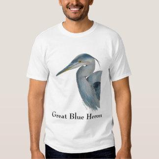 Great Blue Heron Tees