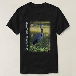 Great Blue Heron Wildlife Tshirt