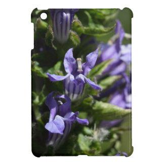 Great Blue Lobelia (Lobelia siphilitica) Cover For The iPad Mini