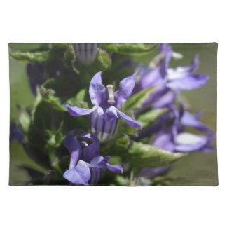 Great Blue Lobelia (Lobelia siphilitica) Placemat