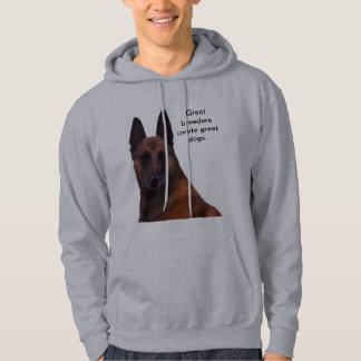 Great Breeders Make Great Dogs Hoodie