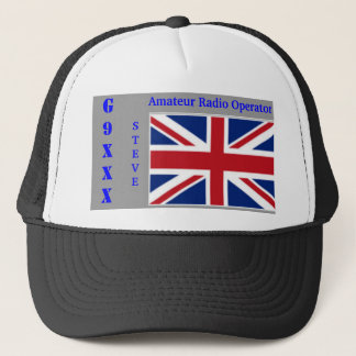 Great Britain Amateur Radio Cap