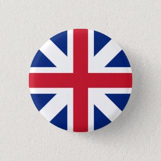 Great Britain Badge - England & Scotland Union 1 Inch Round Button