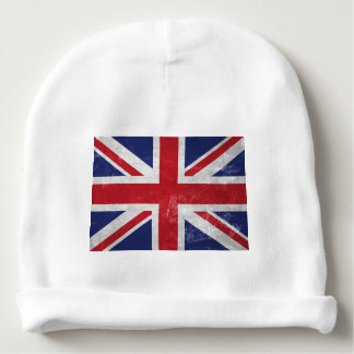 Great Britain Flag Baby Beanie