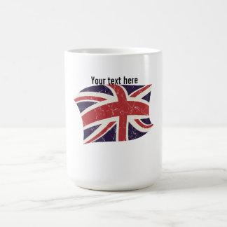 Great Britain flag Coffee Mug