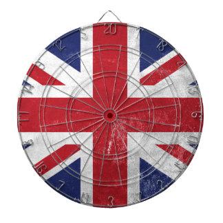 Great Britain Flag Dartboards