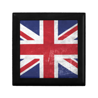 Great Britain Flag Gift Box