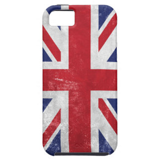 Great Britain Flag iPhone 5 Cases