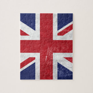 Great Britain Flag Jigsaw Puzzle