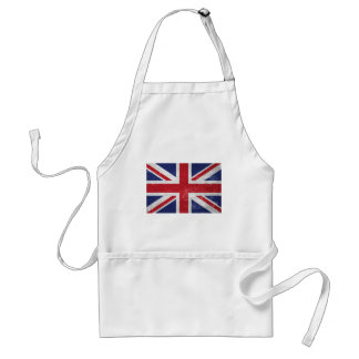 Great Britain Flag Standard Apron