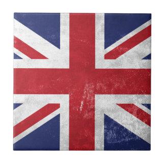 Great Britain Flag Tile