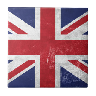Great Britain Flag Tiles