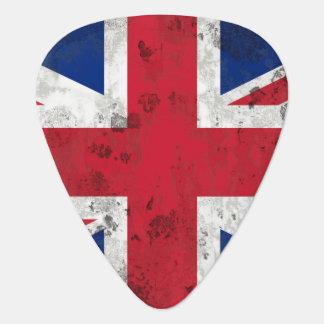 Great Britain Guitar Pick