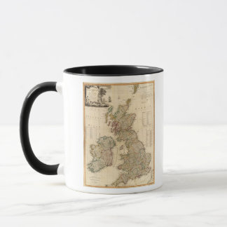 Great Britain, Ireland Mug