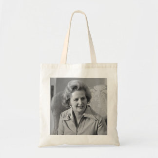 Great Britain Prime Minister Margaret Thatcher Tote Bag