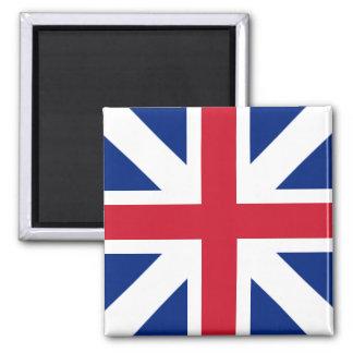 Great Britain Square Magnet