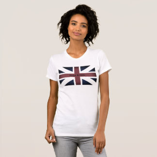 Great Britain T-Shirt - 1707 Flag (Fog Effect)