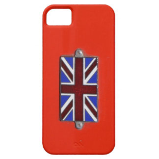 Great Britain's flag Case For The iPhone 5