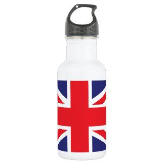 Great Britain's Union Jack 532 Ml Water Bottle