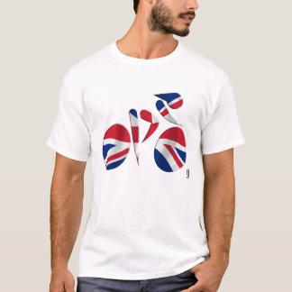 Great Britian - GB Cycling T-Shirt