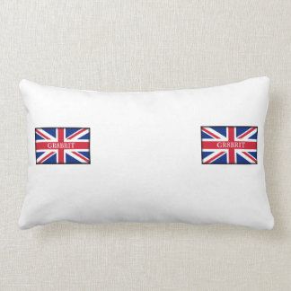 Great British head rest Lumbar Pillow