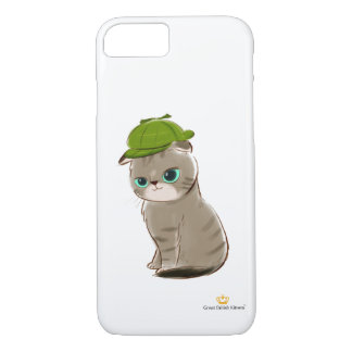 Great British Kittens Apple iPhone 7, Barely There iPhone 7 Case