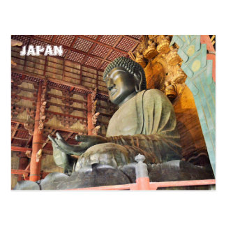 Great Buddha of Nara Postcard
