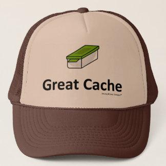 Great Cache - Geocaching Trucker Hat