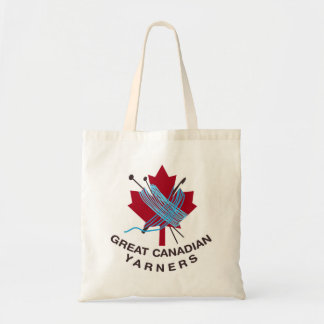 Great Canadian Yarners Tote Bag