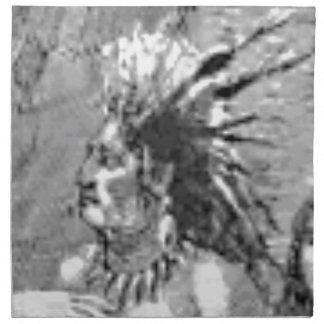 great chief legend napkin