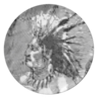 great chief legend plate