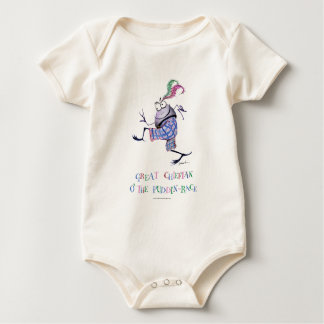 great  chieftan o'the puddin-race baby bodysuit