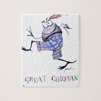 great  chieftan o'the puddin-race jigsaw puzzle