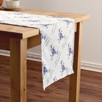 great  chieftan o'the puddin-race short table runner