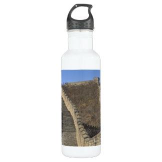 Great China Wall 24oz Water Bottle