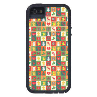 Great Christmas Pattern iPhone 5 Case