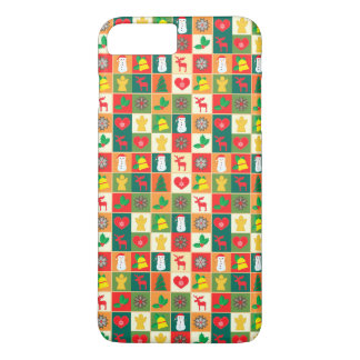 Great Christmas Pattern iPhone 8 Plus/7 Plus Case