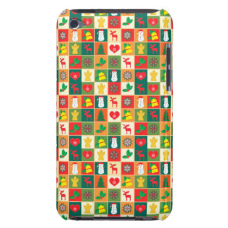 Great Christmas Pattern iPod Touch Case