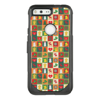 Great Christmas Pattern OtterBox Commuter Google Pixel Case