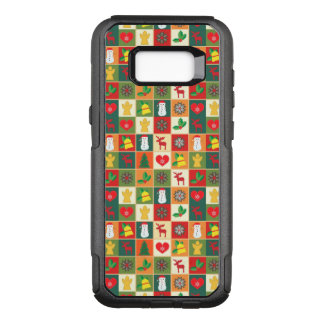 Great Christmas Pattern OtterBox Commuter Samsung Galaxy S8+ Case