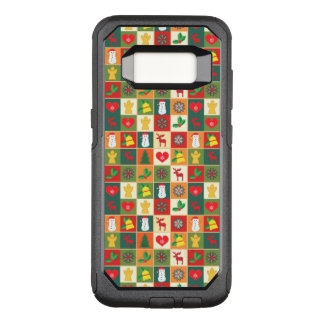 Great Christmas Pattern OtterBox Commuter Samsung Galaxy S8 Case