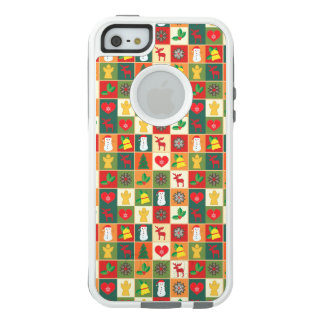 Great Christmas Pattern OtterBox iPhone 5/5s/SE Case