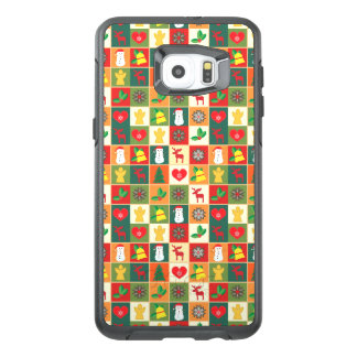 Great Christmas Pattern OtterBox Samsung Galaxy S6 Edge Plus Case
